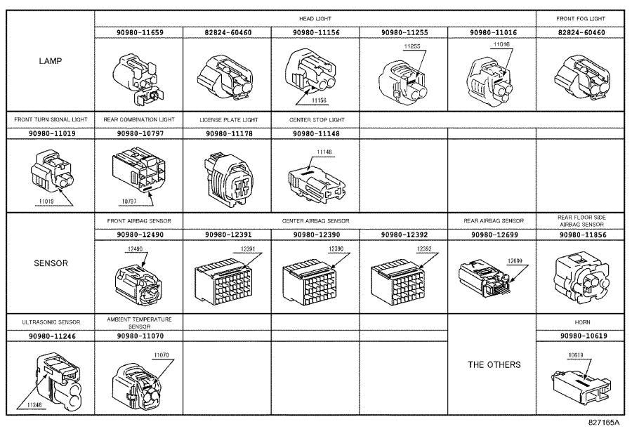 2004 Toyota Ta Wiring Harness Diagram