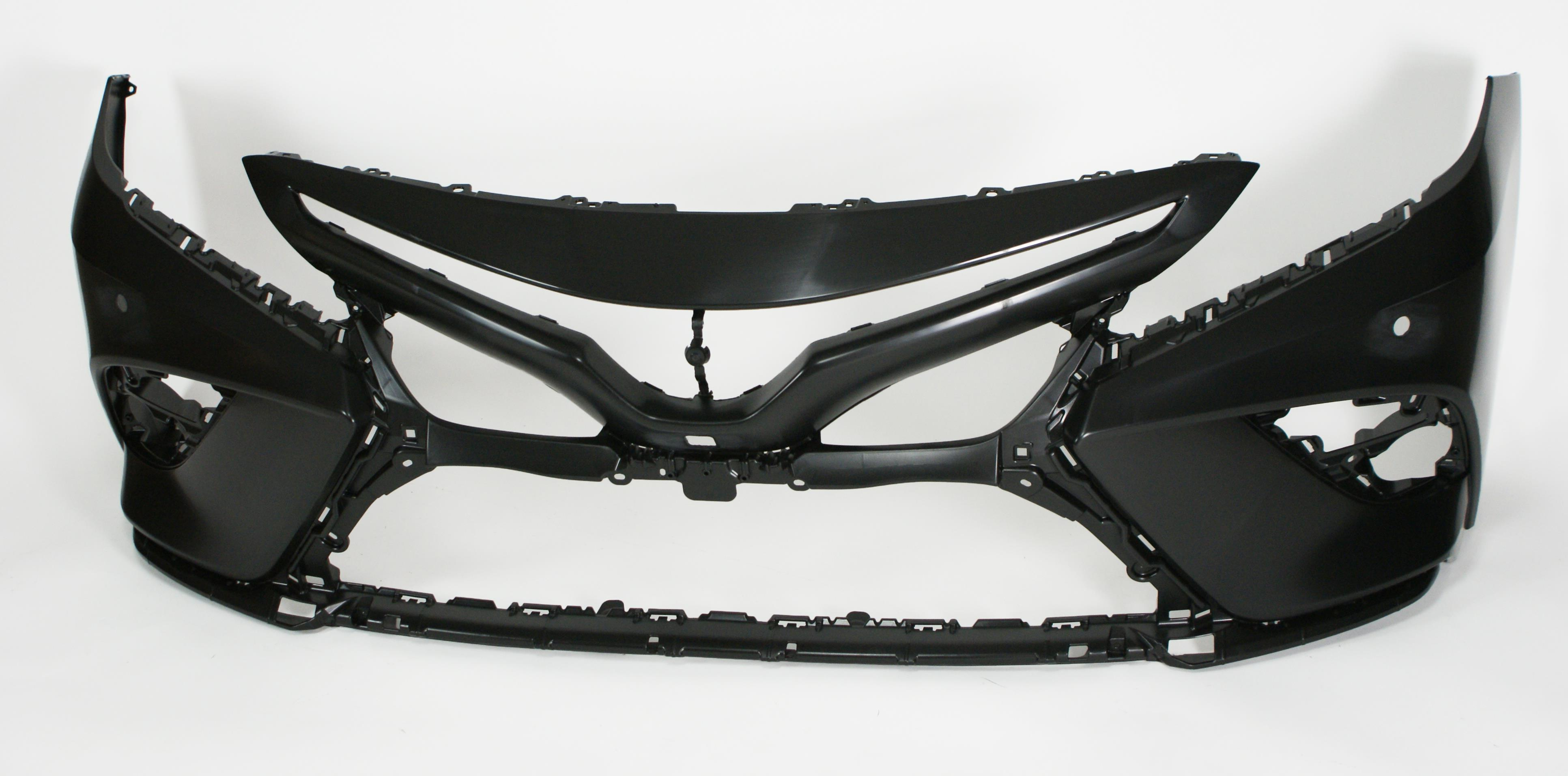 Toyota Camry Bumper Cover  Front   Assist  Package  Alert