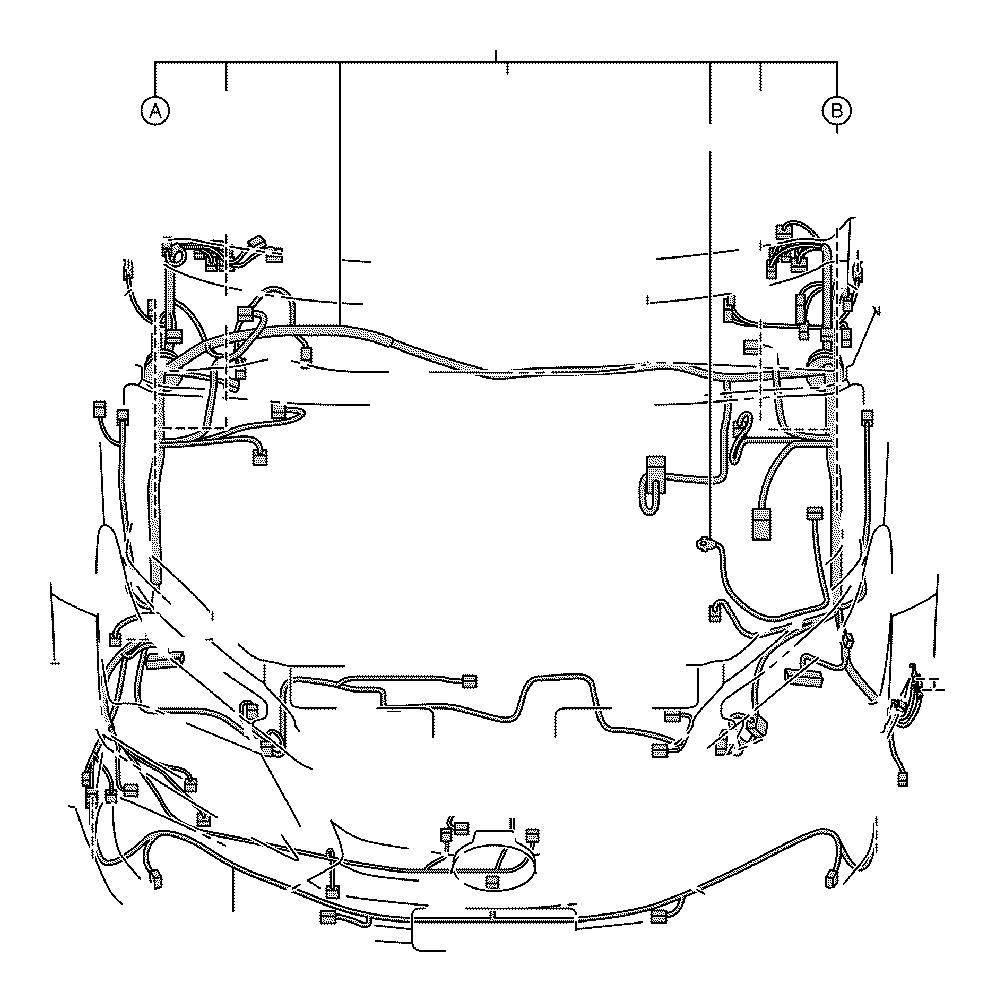 Toyota Rav4 Protector  Wiring Harness  No  2  Wiring