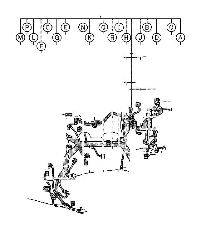 Toyota Avalon Engine Wiring Harness