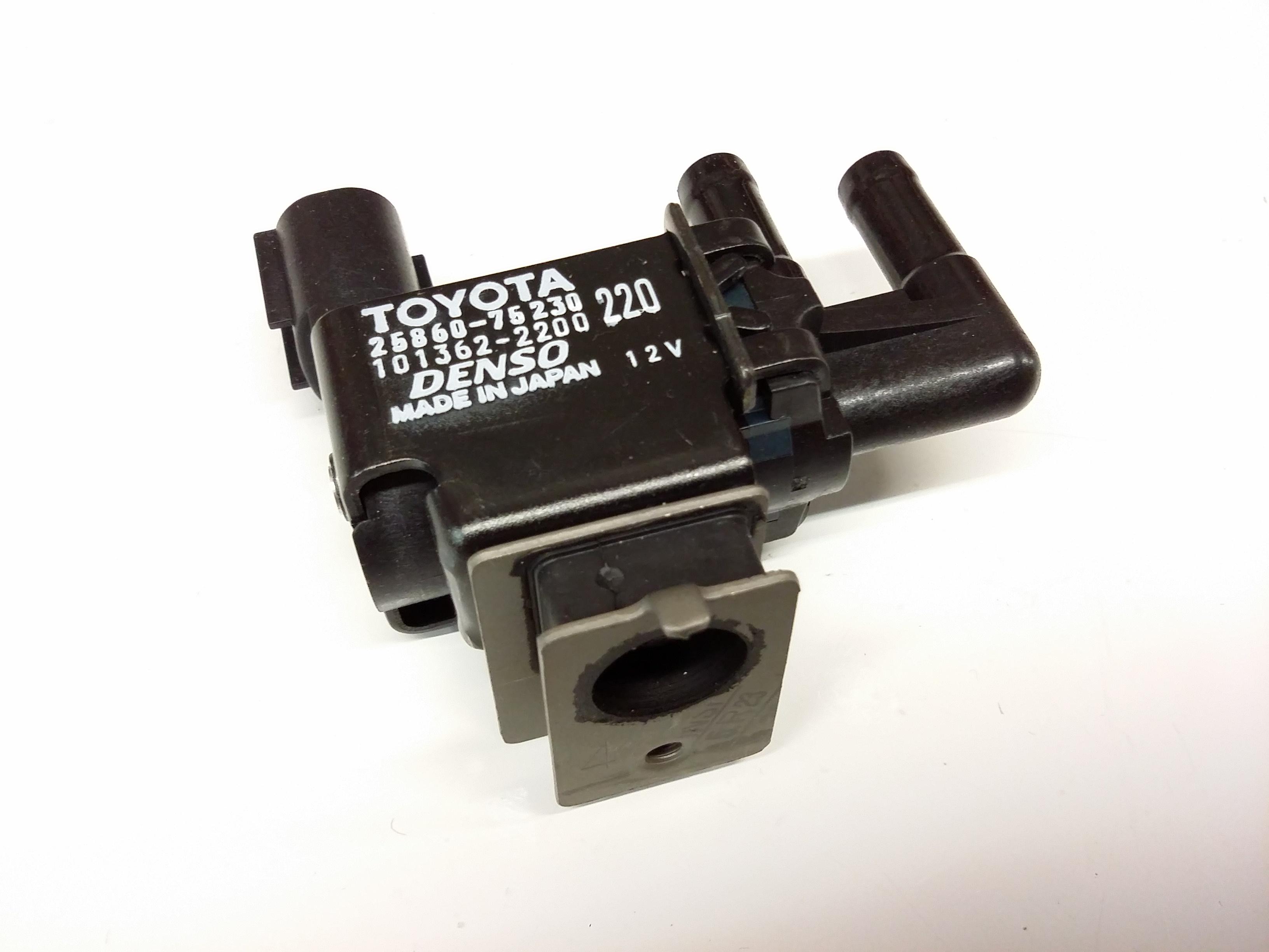 2586075230 toyota vapor canister purge solenoid vacuum